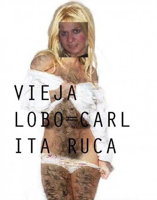 Fotolog de voxlifeos: CARLITA RUCA,VIEJA LOBA